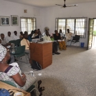 Nigeria March 2010 workshop